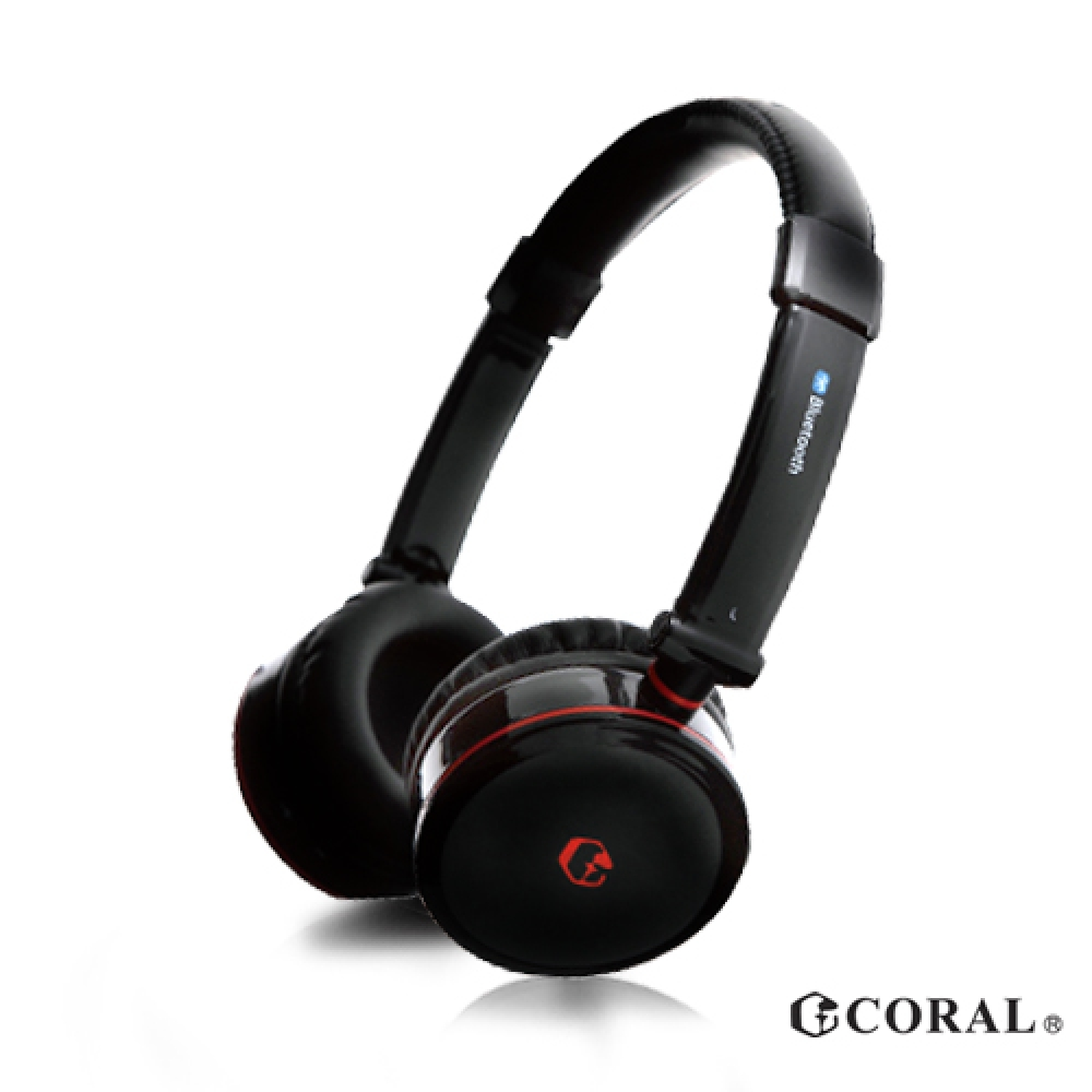 CORAL BMD-800 MP3 Wireless Bluetooth Headphone